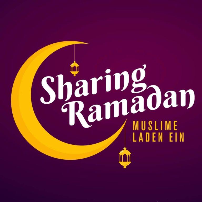 Projekte - sharing ramadan logo