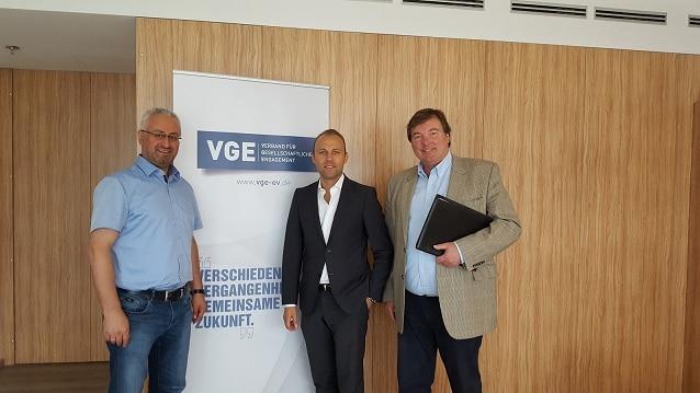 Generalsekretär der FDP Berlin zu Gast bei VGE - FDP Czaja 3