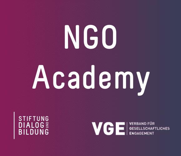 NGO Academy - sdub2 ngo academy banner