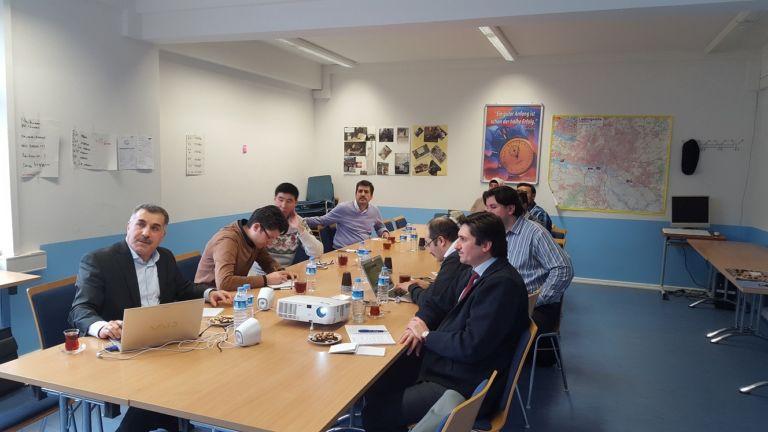 Seminar Arbeistorganisation