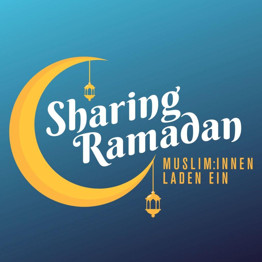Sharing Ramadan Logo