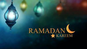 VGE Ramadan Statement