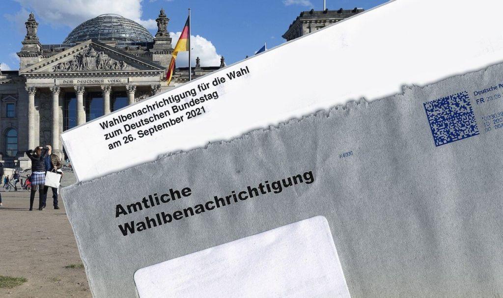 Aufruf zur Teilnahme an der Berliner- und Bundestagswahl am 26.09.2021 - bundestagswahl 2021